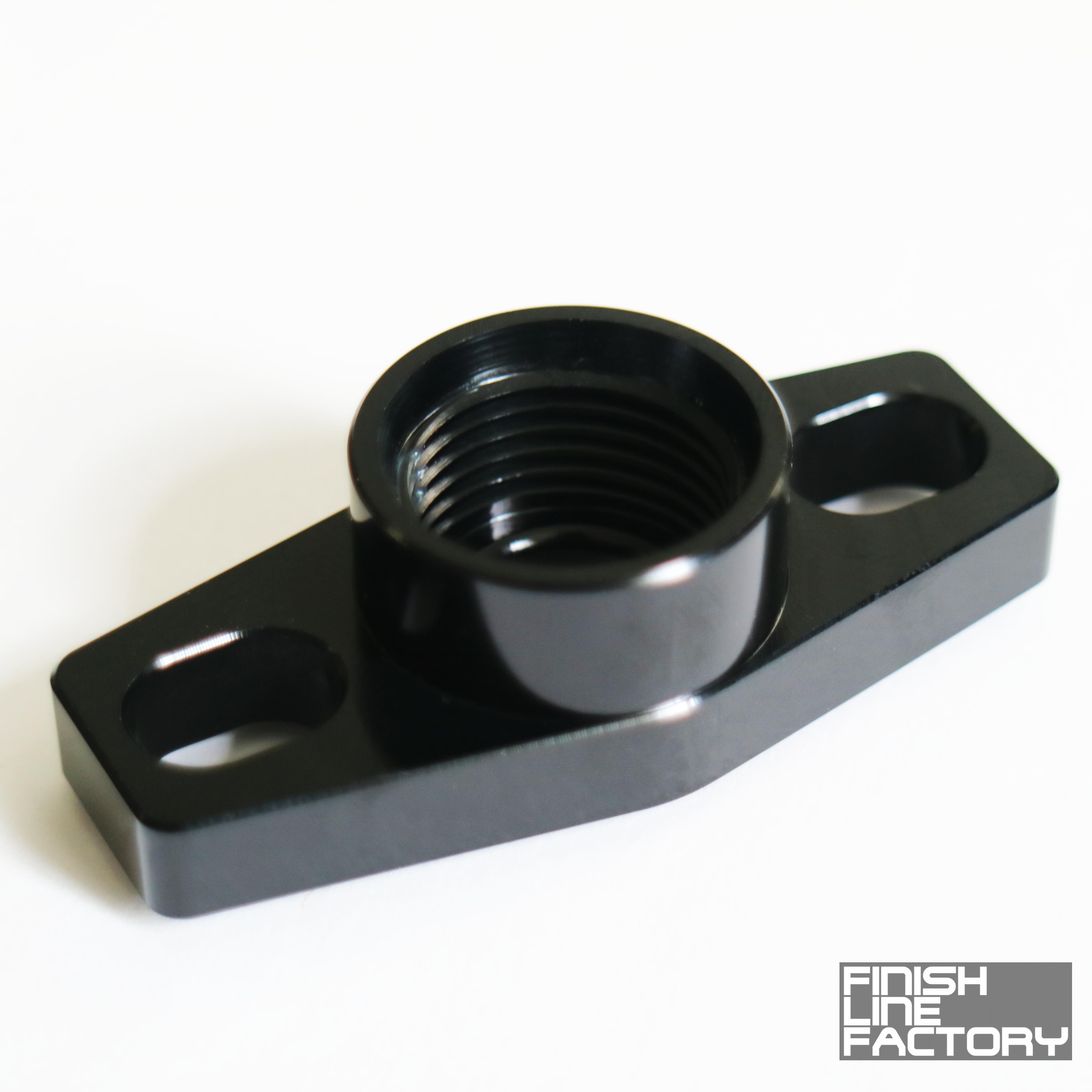 Precision Turbo Oil Drain: Turbo Oil Drain Adapter (Female)